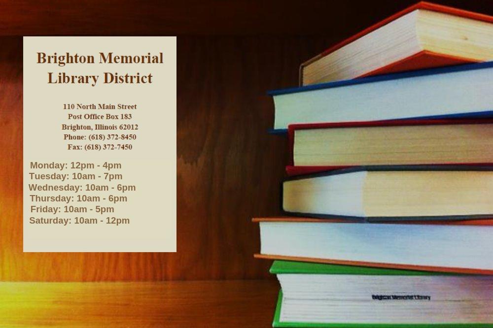 Brighton Memorial Library District