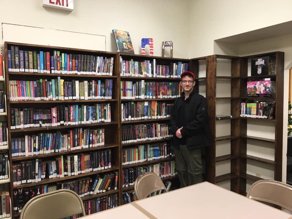 deven shelves